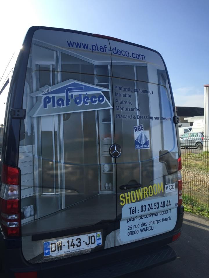 Camion Plaf'Déco