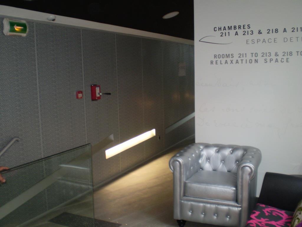 Travaux réalisés à L'Hôtel Le Dormeur Du Val