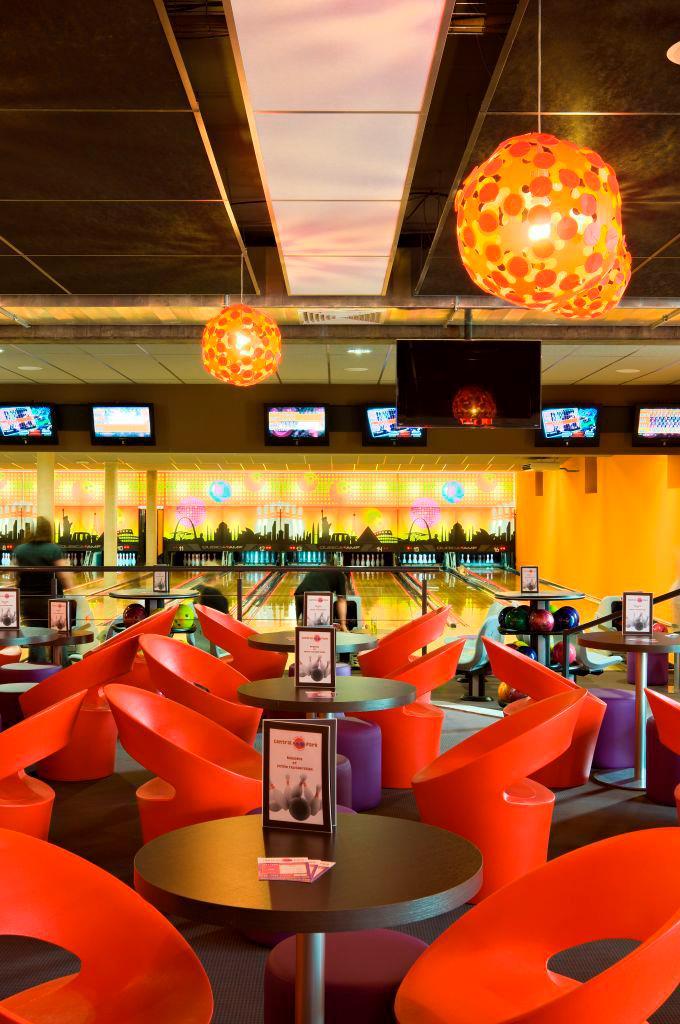 Plafonds Suspendu Acoustique Bowling Charleville